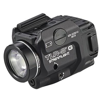 Streamlight TLR-8, podvěsná svítilna, zelený laser