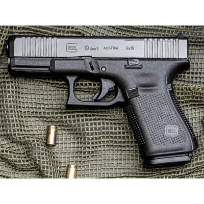Glock 19 Gen5 FS MOS se závitem
