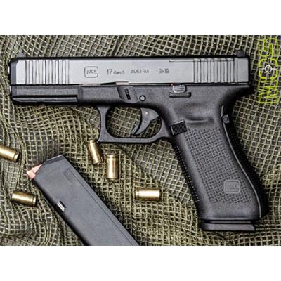 Glock 17 Gen5 FS MOS se závitem
