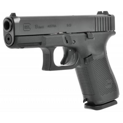 Glock 19 Gen5 se závitem