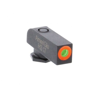 Muška pro Glock Ameriglo Pro-Glo oranžová