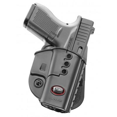 Pouzdro Fobus pro Glock GL-43 ND