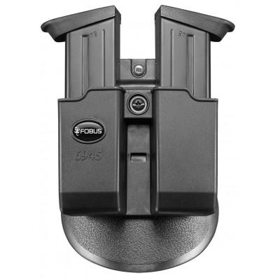 Pouzdro Fobus 6945 na 2 zásobníky Glock ráže .45
