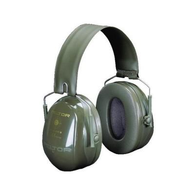 Střelecká sluchátka 3M PELTOR Bull´s Eye II. Zelená