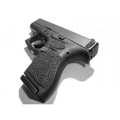 Decal Grip pro Glock Full size - guma