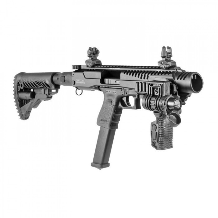 Karabinová konverze pro Glock FAB Defense KPOS G2 M4