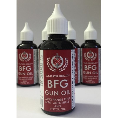 Gunshield BFG Gun Oil 50 ml