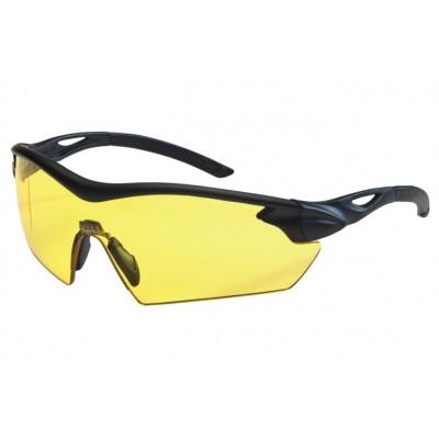 MSA Brýle RACERS - žlutá skla