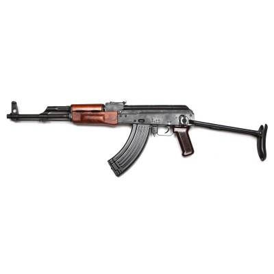 Samonabíjecí puška Works ZS AKMS