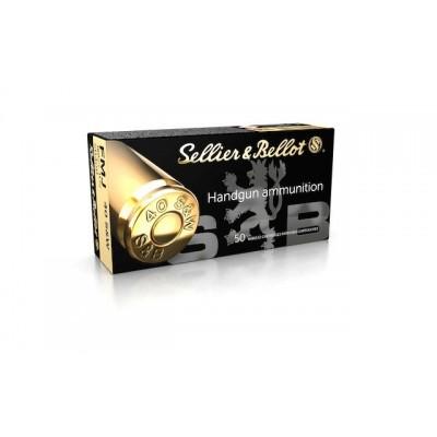 Sellier & Bellot .40SW FMJ 180grs