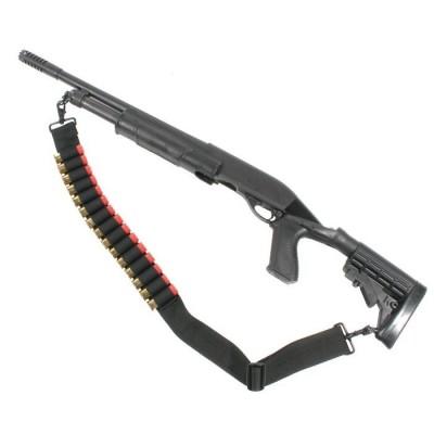 Popruh na brokovnici Blackhawk Shotgun Shell Sling