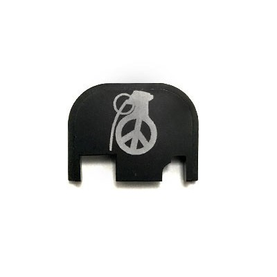 Čelo závěru pro Glock Peace Grenade