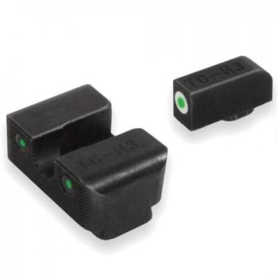 Mířidla Truglo Tritium PRO Glock 42 / 43 / 43X
