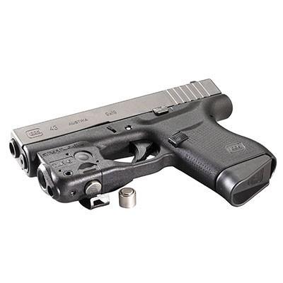 Svítilna s laserem Streamlight TLR-6 Glock 42/43 FDE