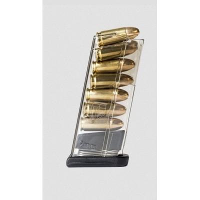 Zásobník průhledný ETS pro Glock 43