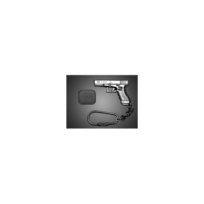Přívěšek na klíče Glock