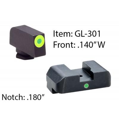 Mířidla pro Glock Ameriglo PRO I-Dot