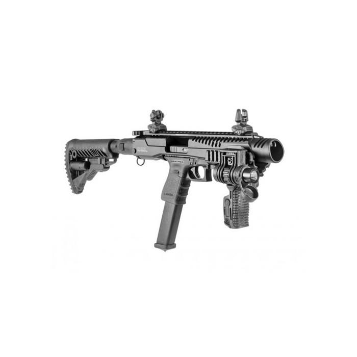 Karabinová konverze pro Glock 21 FAB Defense KPOS G2 M4
