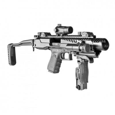 Karabinová konverze pro CZ 75 P07 Duty KPOS G2 M4