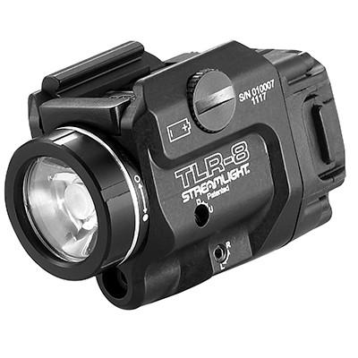 Streamlight TLR-8, podvěsná svítilna, červený laser