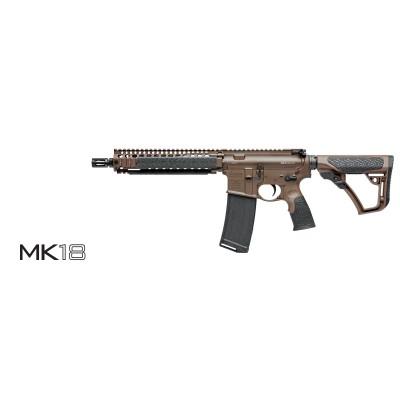 DDM4 Daniel Defence M4 MK18 Mil Spec Cerakote