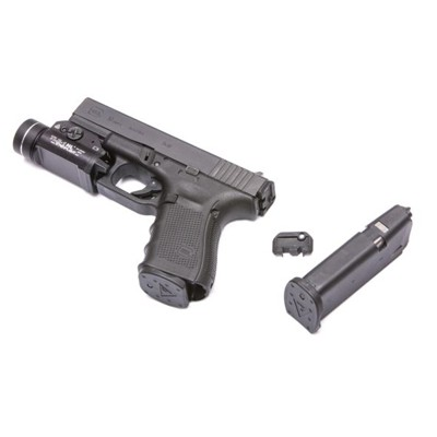 Čelo závěru Glock Vickers Tactical Racker